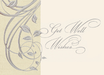 Get Well Wishes Greeting Card